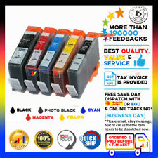 10x NON-OEM 564XL Ink Cartridges for HP 3070/5510/5520/6510/6520/7510/7520