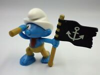 FIGURINE Schtroumpf pvc figure PEYO 2018 the smurf McDonald's 7cm pirate