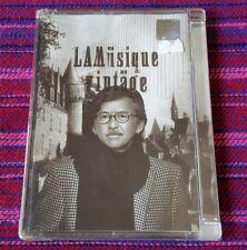 George Lam ( 林子祥 ) ~ Lamusique ( Malaysia Press ) Cd