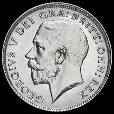 More details for 1923 george v silver sixpence, rare
