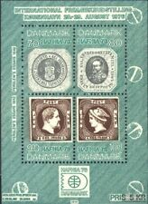 Danemark Bloc 1 (édition complète) neuf 1975 hafnia 76
