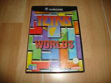 TETRIS WORLDS DE THQ PARA LA NINTENDO GAME CUBE NUEVO PRECINTADO