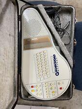 Suzuki Omnichord Om-27 w/ Case Power Supply Manual
