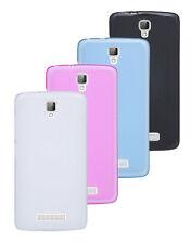 Silikonhülle Silikonschale Handyhülle Cover Bumper Zubehör für ZTE BLADE L5 PLUS