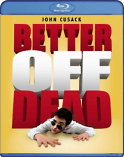 Better off Dead 0097361452241 With John Cusack Blu-ray Region a