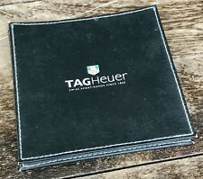 TAG Heuer Certificate Manual Document Holder Pouch Formula 1 F1 Carrera Monaco