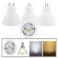 220V LED Spotlight Bulbs Dimmable MR16 GU10 COB 7W Replace 50W Halogen Lamp RD
