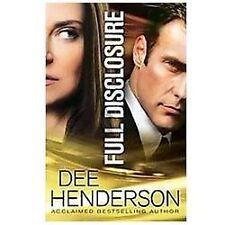 Full Disclosure: By Dee Henderson