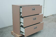 Victor Kardex 3 Drawer Lateral File Fire Proof Cabinet Resistant Safe GUN Rifle