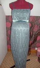 Bnwt MATERNITY pretty détail dentelle robe sans manches + matching veste taille 10