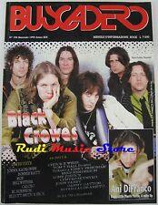 BUSCADERO 198 Black Crowes Ani DiFranco Chuck e Weiss Bonnie Raitt Mob NO cd