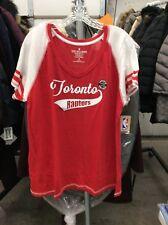 NBA Toronto Raptors V Neck Shirt Women's Size 3XL