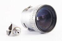 P Angenieux ALPA Retrofocus 28mm f/3.5 Wide Angle Lens for Parts or Repair V19