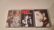 Prince Live at The Aladdin in Las Vegas Concert plus Videos & Documentary!!