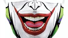 Joker Reusable Face Mask - Machine Washable - Moulds to your face