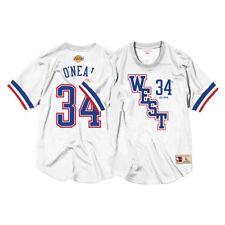 Shaquille O'Neal 2004 NBA All Star Mitchell & Ness Men's Mesh Crew Neck Jersey