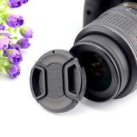 Objektivdeckel Lens Cap 55mm für alle Objektive Kameras SLR DSLR Deckel Len G9Y6