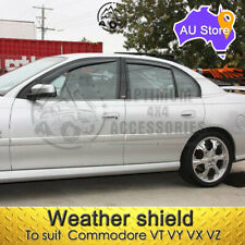 Weather shields Visors weathershields For Holden Commodore VT VY VX VZ 1997-2007