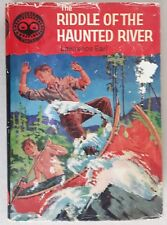 Secret Circle Mysteries #2: Riddle of the Haunted River by Lawrence Earl HC/DJ