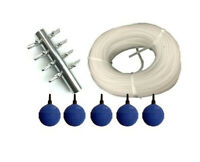 Airline Accessory Kit, Water Garden Koi Pond Airpump Aeration Accessory Kit