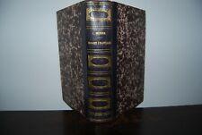 livre ancien de droit  Précis historique de droit Français par Jules Minier