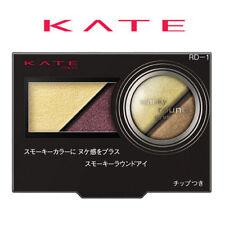 [KANEBO KATE] Smoky Round Eyes RD-1 Eyeshadow Palette JAPAN NEW