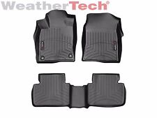 WeatherTech FloorLiner for Honda Civic Sedan/Hatchback - 2016-2017 - Black