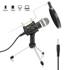 Broadcasting Microphone Professional Studio Recording Games Video Podcasting