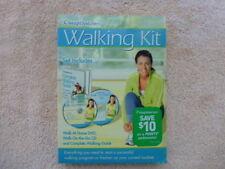 Weight Watchers Walking Kit - Dvd / Cd and Walking Guide Nice