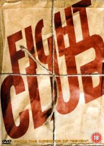 Fight Club (2 DVD Special Edition / Brad Pitt / David Fincher 1999)
