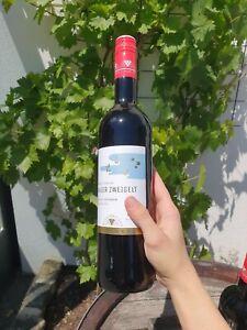 6x0,75l Blauer Zweigelt 2018Rot Burgenland Qualitätswein Österreich Seewinkel