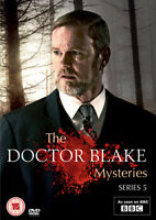 The Doctor Blake Mysteries: Series 5 DVD (2018) George Adams cert 15 4 discs
