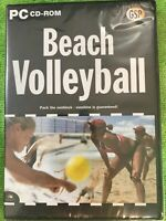 Beach Volleyball  PC Game CD-ROM NEW SEALED