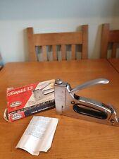 Vintage Isaberg Rapid 13 Stapler