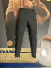 Hot Toys Luke Skywalker ROTJ DELUXE MMS517 Black Pants loose 1/6th scale