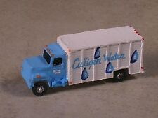 N Scale Culligan Water Delivery Truck