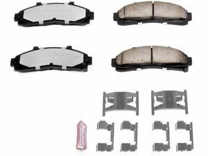 Front Brake Pad Set 8YDZ76 for Mercury Mountaineer 1997 1998 1999 2000 2001