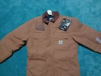 Vintage CARHARTT Mens Duck Arctic Quilt Coat Jacket Large  MADE IN USA