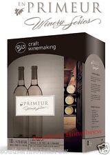 RJS En Primeur Winery Series South Africa Sauvignon Blanc Wine Making Kit