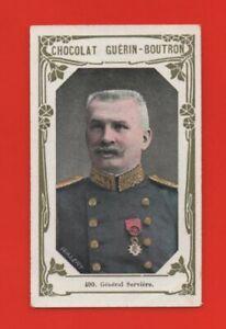 Kitschbild Guérin Boutron - 490 - Général Servière (K6643)