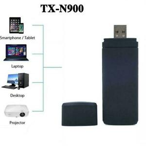 450Mbps USB 3.0 Wireless WiFi Network Receiver Adapter Dongle Band 5GHz S9F1