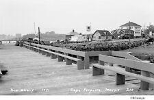 1930's Cape Porpoise New Wharf Porpoise Restaurant