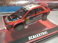 CAR COCHE SCX SCALEXTRIC DIGITAL SYSTEM MITSUBISHI LANCER