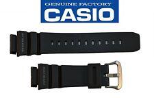 Genuine Casio G-SHOCK GW-9100 ORIGINAL  Gulfman Watch Band Black Rubber Strap