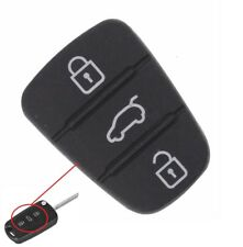 Replacement Keypad Rubber Key for Hyundai & Kia i10 i20 i30 ix35 ix20 hks12b