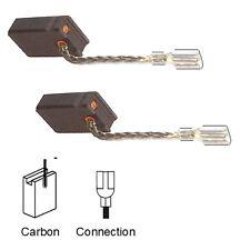 BALAIS charbon moteur charbon pour Bosch GWS 14-125 ci (CIE) - 5 x 10 x 18 mm (2054)