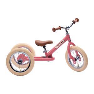 Trybike - Steel Pink Vintage Edition Bike