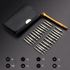 25 in 1 Precision Torx Screwdriver Repair Opening Tool Kit Set for iPhone Laptop