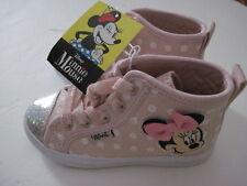 97c991e09c09 Disney Minnie Mouse PINK POLKA DOT High Top Toddler Girls Sneaker shoe sz 10  nwt