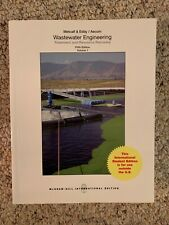 Wastewater Engineering: Treatment and Resource Recovery by Metcalf & Eddy 5th Ed